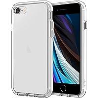 JETech Cover Compatibile con iPhone 7/8/SE 2020, 4,7 Pollici, Custodia con Paraurti Assorbimento Degli Urti e Anti…