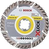 Bosch Professional Diamantkapskiva standard (Universal, X-Lock, Ø125 mm, borrdiameter: 22,23 mm, skärbredd 2 mm)