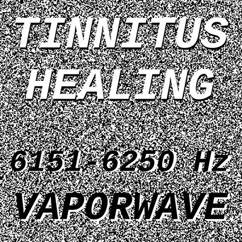 Tinnitus Healing For Damage At 6157 Hertz