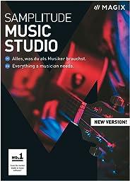 MAGIX Samplitude Music Studio – Version 2019 – das komplette Studio zum Komponieren, Aufnehmen, Mixen und Mast