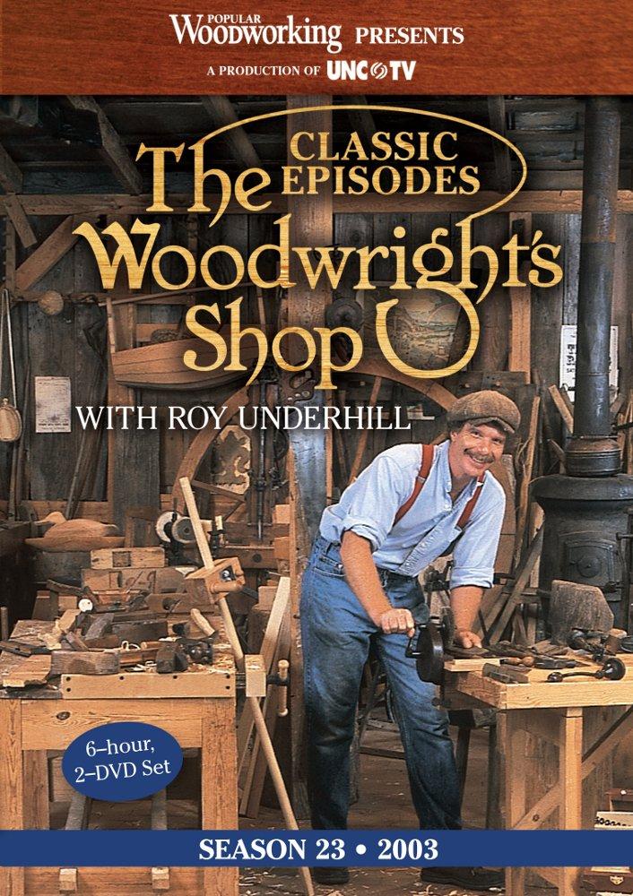 Classic Episodes, the Woodwright's Shop, Season 23 [Edizione: Regno Unito]