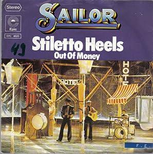Stiletto heels (1976) / Vinyl single [Vinyl-Single 7'']