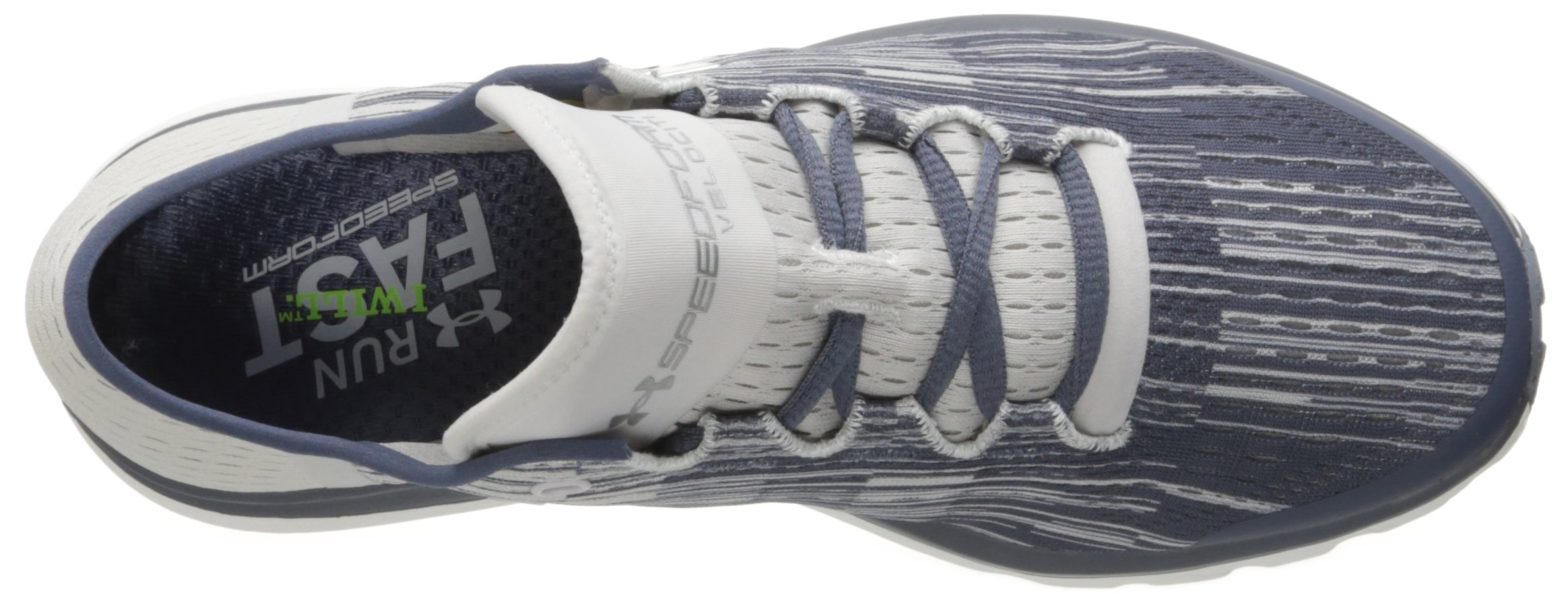 Under Armour Men's Women's Speedform Velociti Running Shoe, 1.5 UK