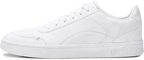 CARE OF by PUMA Baskets basses en cuir pour homme