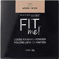 Maybelline New York Fit me Loose Finishing Powder, 25 Medium, 20g