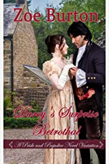 Darcy's Surprise Betrothal Paperback