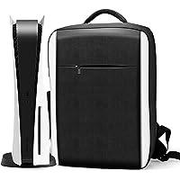 Custodia per PS5 Zaino da viaggio Zaino da viaggio per laptop per console PS5 Controller di gioco Custodia da viaggio…