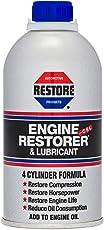 Restore (00009) 4-Cylinder Formula Engine Restorer and Lubricant - 9 oz.