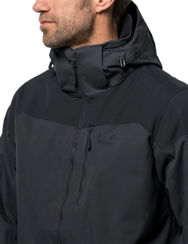 71omIgL4V0L - Jack Wolfskin Men's Mount Benson Jacket