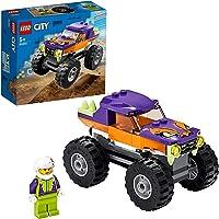 LEGO 60251 City Le Monster Truck, Véhicule, Jouet Idée Cadeau pour Enfants Garçon et Fille de 5 Ans et Plus
