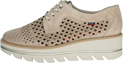 CALLAGHAN Party Line 14835 Sneakers Scarpa Casual Ultralight Donna Pelle Sabbia