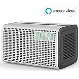 WLAN-Lautsprecher mit Amazon Alexa Intergriert, [Upgrade Version] GGMM E3 Wi-Fi Multiroom Airplay Lautsprecher Bluetooth für Musikstreaming, 20W (Weiß)
