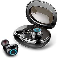 Wireless Headphones, Motast Wireless Earbuds [Super Light] Bluetooth 5.0 Headphones with Type-C Charging Case, Wireless Earphones with…
