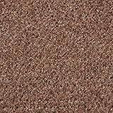 Kunstrasen Rasenteppich mit Noppen | Höhe ca. 7,5mm | 133, 200 und 400 cm Breite | beige hell-braun | Meterware, verschiedene Größen | Größe: 2,5 x 1,33 m