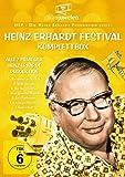 Heinz Erhardt Festival Komplettbox - Die ARD-Serie mit allen 7 Filmen der Heinz Erhard Produktion inkl. Willi Winzig & Geld sofort (Fernsehjuwelen)