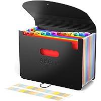Trieur A4 / Range Document / Rangement Papier 12 compartiments- ABClife Trieur Valisette Rangement documents Classeur a4…