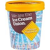 Ice Cream Union Passion Fruit Sorbet, 500ml (Frozen)