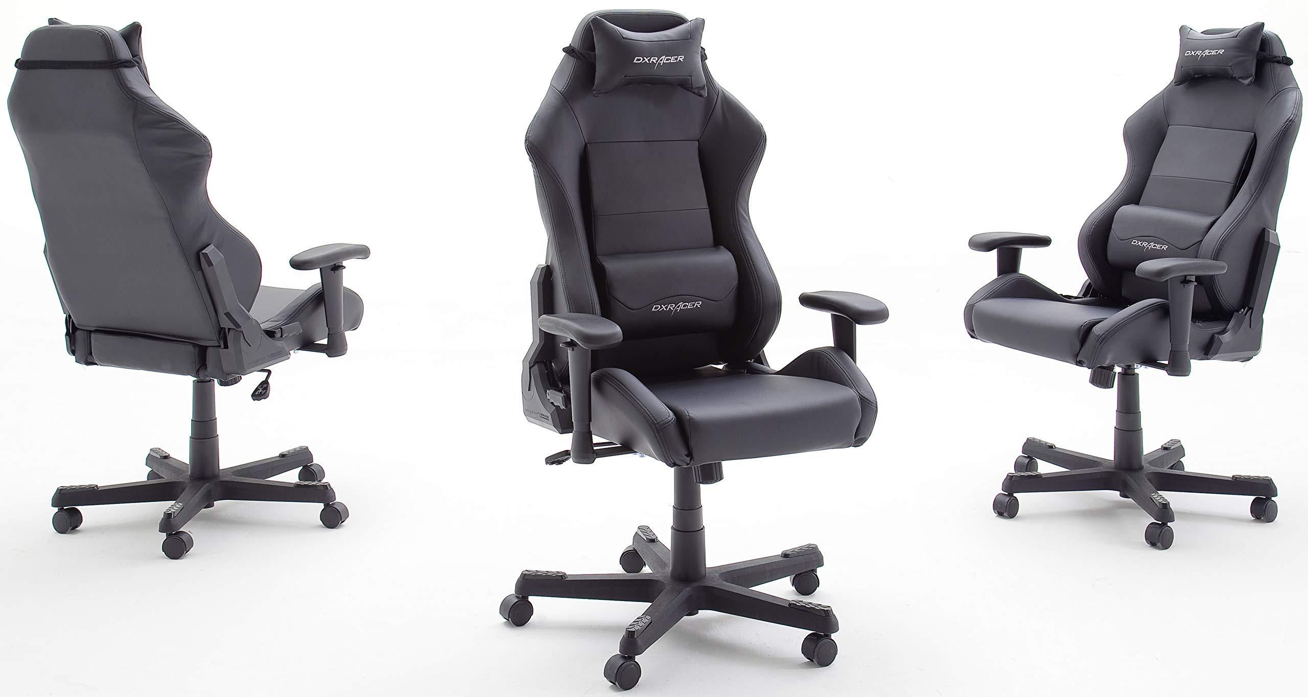 Robas Lund 62503SN6 – Silla de escritorio de oficina, color negro