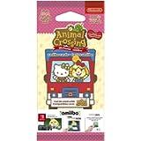 Carte Amiibo Animal Crossing: New Horizons + Sanrio