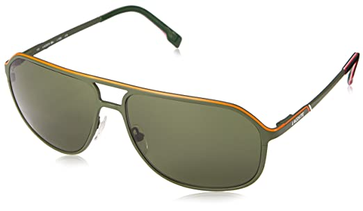 2192acc8b6d1 Buy Lacoste Men s L139S Aviator Sunglasses