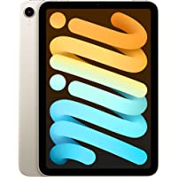 """2021 Apple iPad Mini (8.3"""", Wi-Fi, 64 GB) - Polarstern (6. Generation)"""