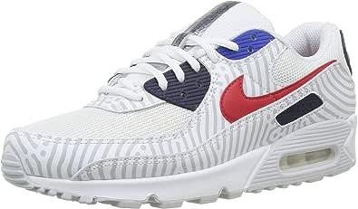 Nike Mädchen Air Max 90 Ltr (Gs) Low-Top