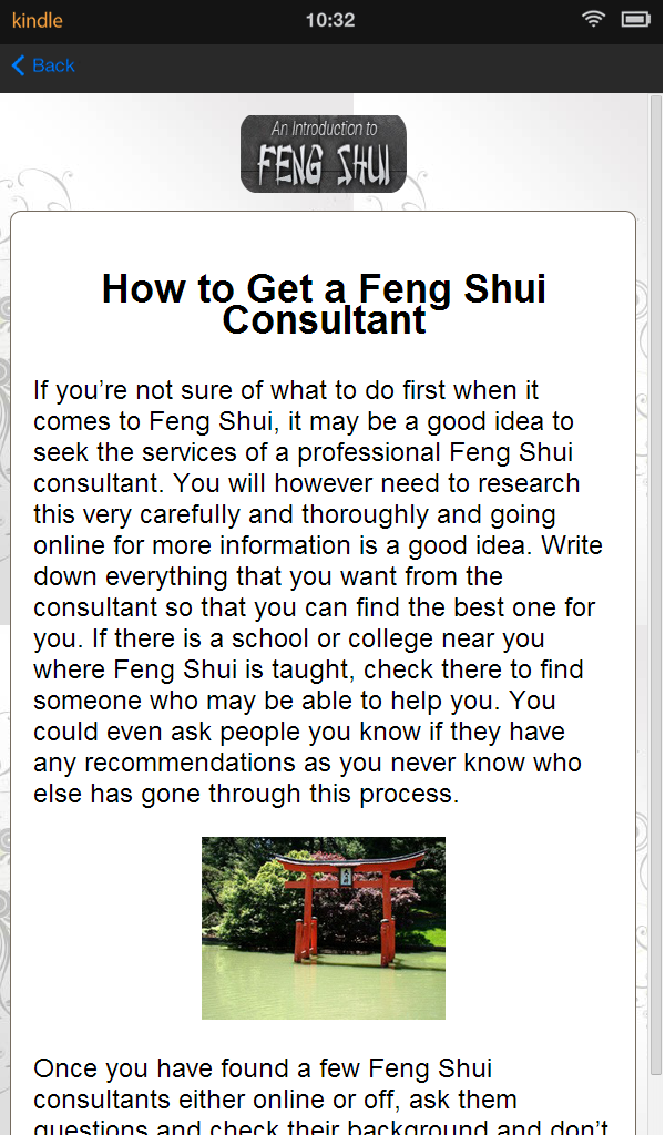 Feng shui basics free apps f r android for Basic feng shui principles