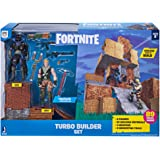 Grandi Giochi Frt19000, Fortnite Turbo Builder con 2 Personaggi, Multicolore