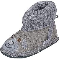 Sterntaler Pantofole Unisex – Bimbi 0-24