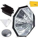Godox Ad-S7/S8 Multi-Functional 45cm Umbrella Softbox (Black)