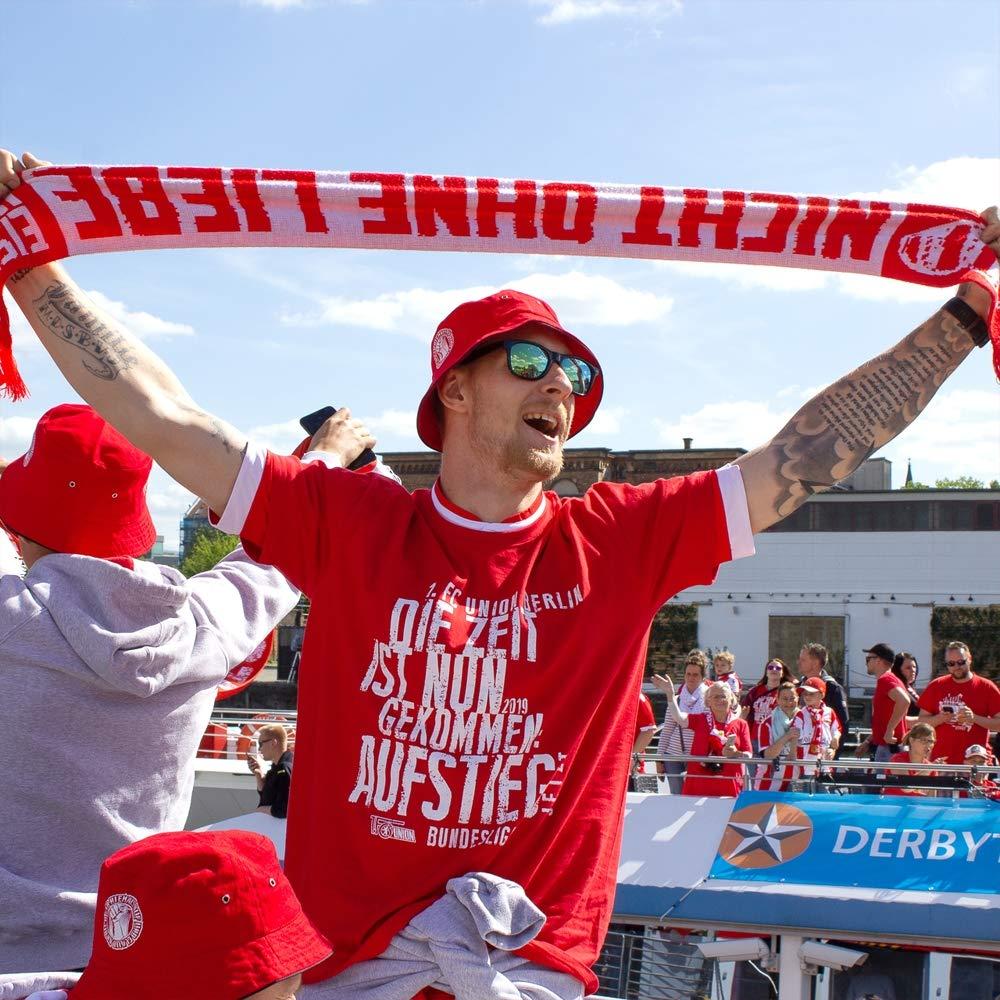 1 FC UNION Berlin T-Shirt Aufstieg 2019 Erwachsene