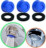 Bulfyss Jal Jeevan Mission Kitchen Tap Water Saving Aerator Nozzle, 3 LPM Shower Flow, Food Grade Plastic (22 mm…