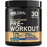 Optimum Nutrition Gold Standard Pre Workout Poeder, Energie Drink met Creatine Monohydraat, Beta Alanine, Cafeïne en Vitamine