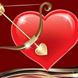 Valentinstag-Foto-Collage