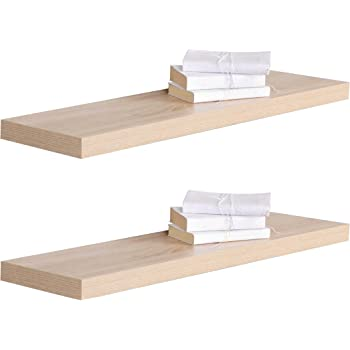 2er set sonderangebot tuna2 60 cm breit eiche s gerau dekor steckboard wandboard h ngeregal. Black Bedroom Furniture Sets. Home Design Ideas