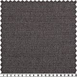 alfa HOME Tweed, Braun, 150 cm Breit, Meterware