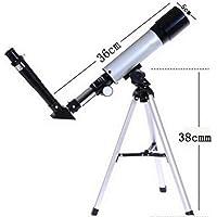 Velkro Impressive 18X - 90X Astronomical Land & Sky Telescope Optical Glass Metal Tube Refractor