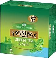 Twinings Green Mint Tea - 100 sachets