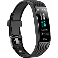 ASWEE Fitness Trackers - Activity Tracker Watch with Heart Rate Blood Pressure Sleep Monitor, Calorie Step Counter…