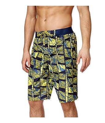 c62144e3dc Nike Mens Atlas 11' Volley Swim Bottom Board Shorts: Amazon.co.uk: Clothing