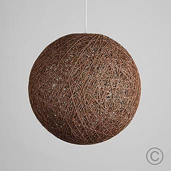 MiniSun Abat Jour Moderne pour Suspension. Ballon de 30 cm en ...