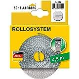 Schellenberg 44102 rolluikband Mini, breedte 14 mm, 4,5m lengte, grijs