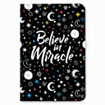 "Factor Notes Journal Diary Notebook Ruled - Miracle- (B6/5"" x 7""/12cm x 18cm)"