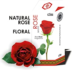 ROSE NATURE BY PARAG FRAGRANCES Long Lasting Attar For Men and Women (Alcohol Free)