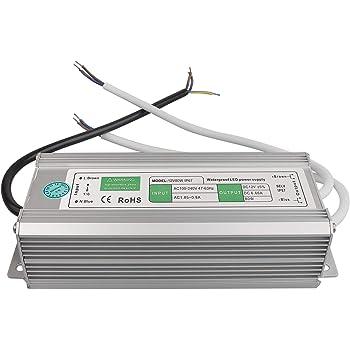 LED Transformator 80W/6.6A Trafo. Netzteil Adapter Driver für Stripe ...