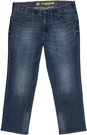 Lee Men's Big-Tall Modern Series Extreme Motion Relaxed Fit Jean