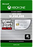 Grand Theft Auto Online - GTA V Great White Shark Cash Card | 1,250,000 GTA-Dollars | Xbox One - Codice download