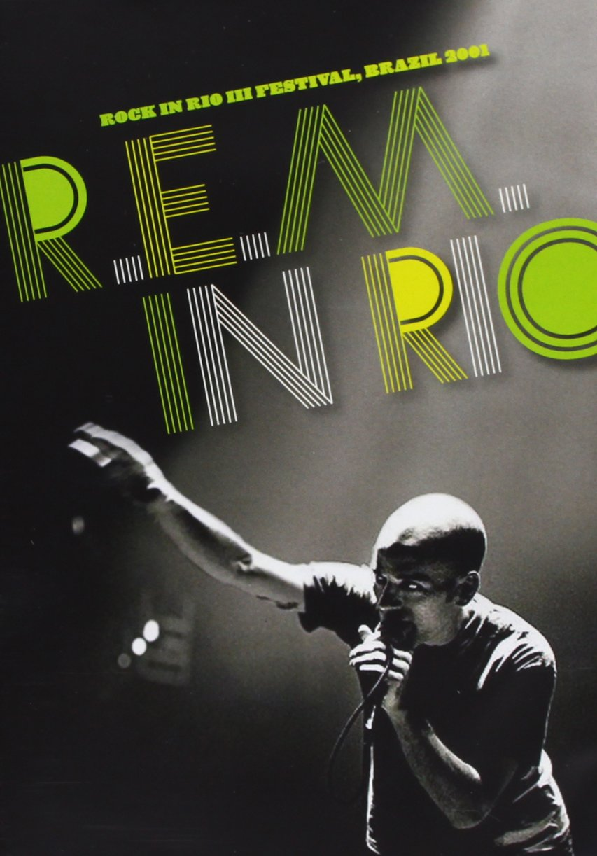 Rem - In Rio 2001