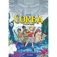 Corba - tome 1 L'île du mage (01)