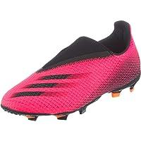 adidas X Ghosted.3 Ll Fg J, Scarpe da Football Unisex-Bambini